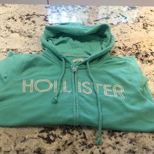 Hollister cotton sweatshirt
